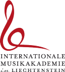 Logo Internationale Musikakademie in Liechtenstein